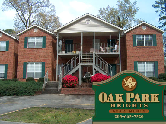 Welcome to Oak Park Apartments